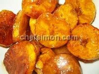 Banane plantain frite ou sautée - Etape 6