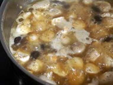 Noisettes de lapin aux olives du Liban - Etape 9