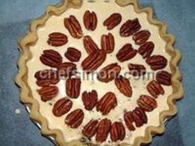 Tarte aux noix de pécan - Etape 5