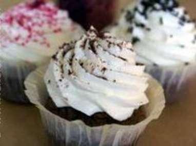 Cupcakes chocolat noir - Etape 8