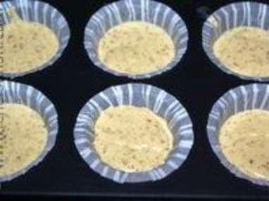 Cupcakes chocolat blanc pralinés - Etape 5