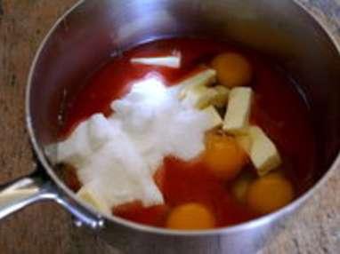 Lemon curd - Etape 4
