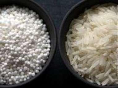 Perles du Japon - Etape 1