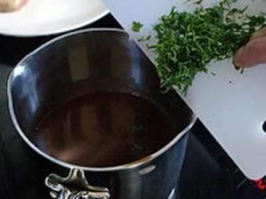 Tournedos de thon mi-cuits - Etape 1