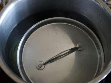 Artichaut à la vinaigrette - Etape 6