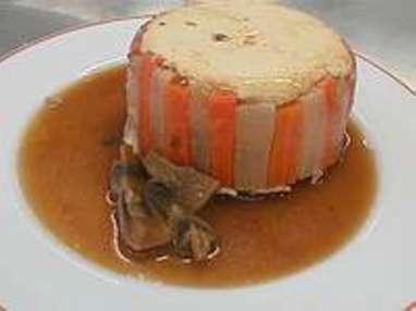 Chartreuse de poule faisane : la cuisson - Etape 9