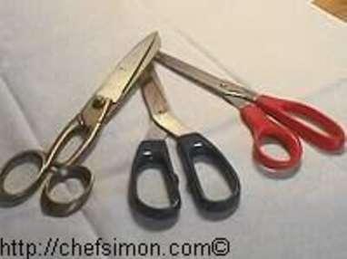 Couteaux de cuisine - Etape 31
