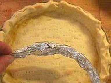 Cuire à blanc un fond de tarte - Etape 9