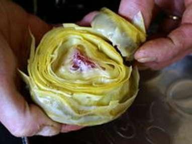 Cuire et parer un fond d'artichaut - Etape 4