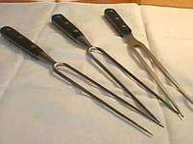 Couteaux de cuisine - Etape 27