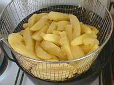 Pommes frites ou Pont-neuf - Etape 3