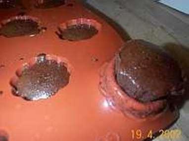 Gâteaux express au chocolat - Etape 7