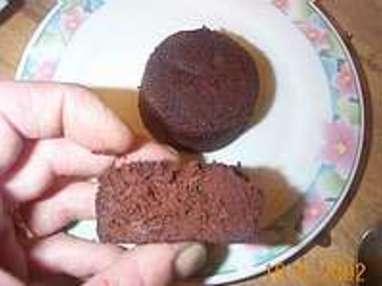 Gâteaux express au chocolat - Etape 8