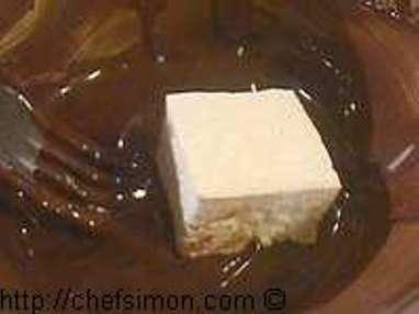 Guimauves enrobées chocolat - Etape 10