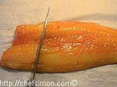 Poivrons farcis au haddock - Etape 1