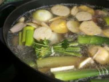 Terrine de jarret de porc aux herbes - Etape 3