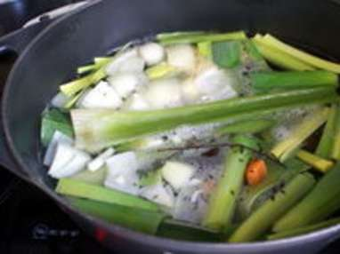 Terrine de jarret de porc aux herbes - Etape 2