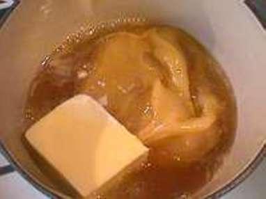 Petits moelleux au miel et fruits secs - Etape 2