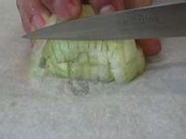 Ciseler une échalote ou un oignon - Etape 10