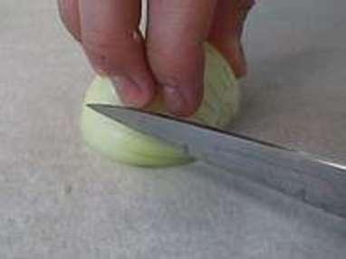 Ciseler une échalote ou un oignon - Etape 8