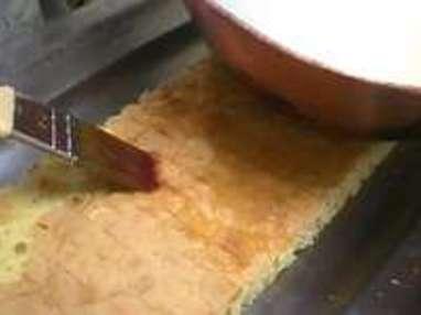 Omelette norvégienne - Etape 1