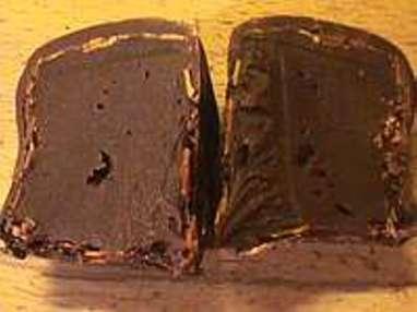 Rochers au chocolat praliné - Etape 7