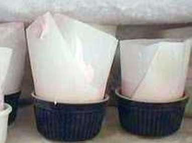 Soufflé glacé aux fruits rouges - Etape 10