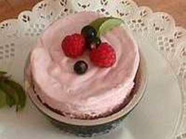 Soufflé glacé aux fruits rouges - Etape 12