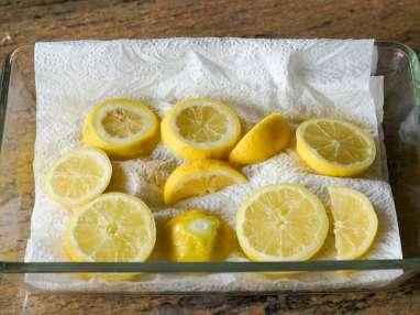 Achards de citrons et gingembre - Etape 5