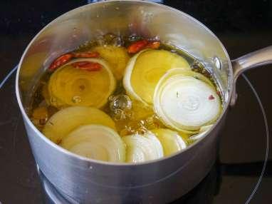 Achards de citrons et gingembre - Etape 8