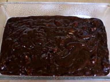 Brownie aux noix fraîches et spéculoos - Etape 9