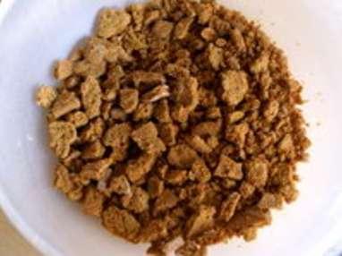 Brownie aux noix fraîches et spéculoos - Etape 6
