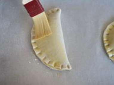 Chaussons aux fruits de mer - Etape 10