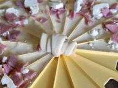 Minis croissants apéritifs - Etape 8