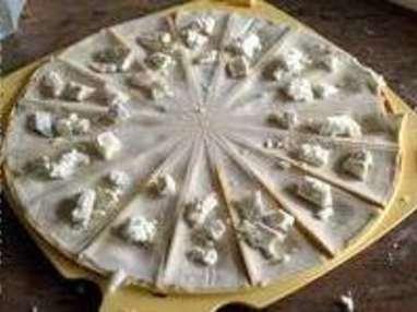 Minis croissants apéritifs - Etape 6