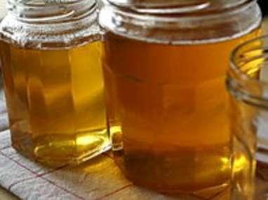 Gelée de pommes au cidre - Etape 9