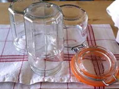 Gelée et sirop de groseilles et cassis - Etape 8