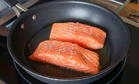 Techniques appliquées à la cuisson des poissons
