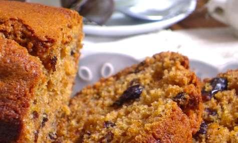 Porter Cake, cake irlandais à la Guinness et aux raisins