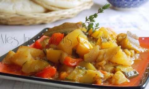 Recettes de cuisine vegetarienne - Idées de recettes à base de ...