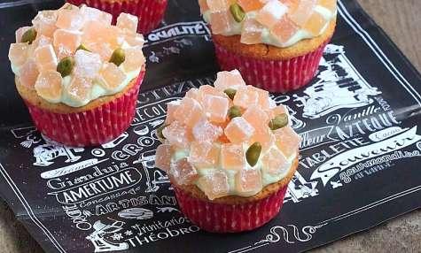 Cupcakes aux loukoums