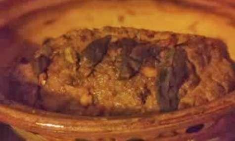 Terrine de porc maison, à l'ancienne parfumée à la sauge