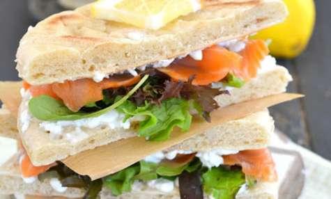 Pains polaires et sandwich norvégien