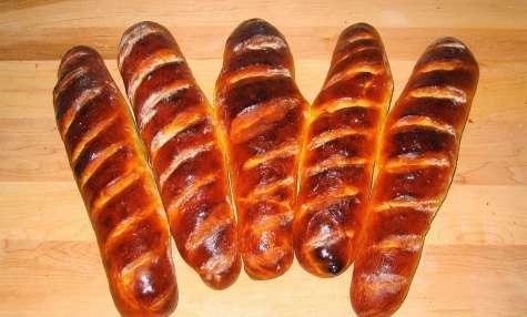 Bescoin du 15 août, un pain brioché au safran et à l'anis (Savoie)