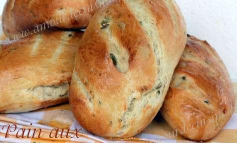 pain aux olives
