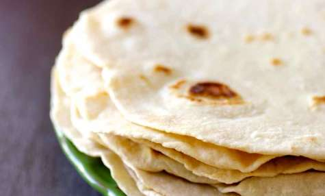 Tortilla de Blé