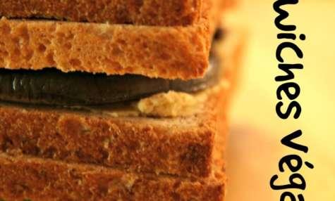 Trois sandwiches