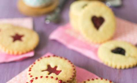 Biscuits sablés décorés