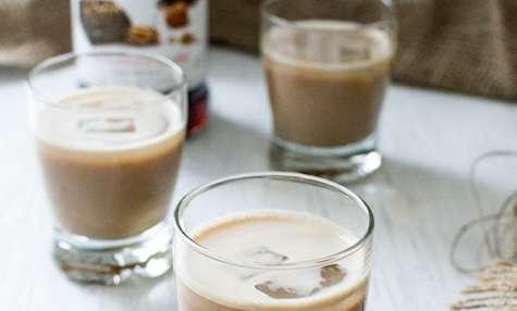 Cocktail Brownie Creamy Coffee