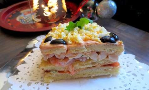 Pionono (Biscuit Roulé Argentin)